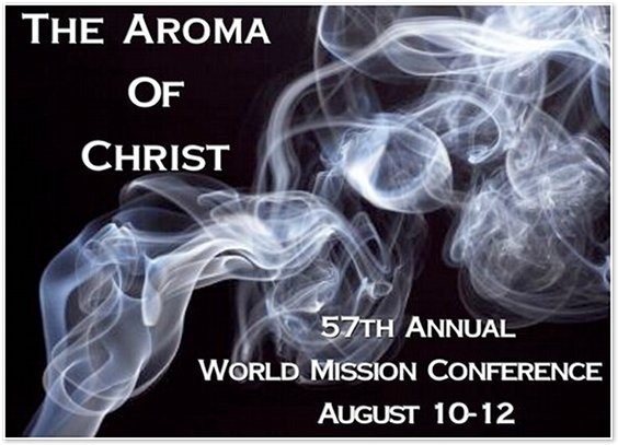 57th Annual World Mission Conference Graphic