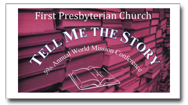 2014 Mission Conference Graphic